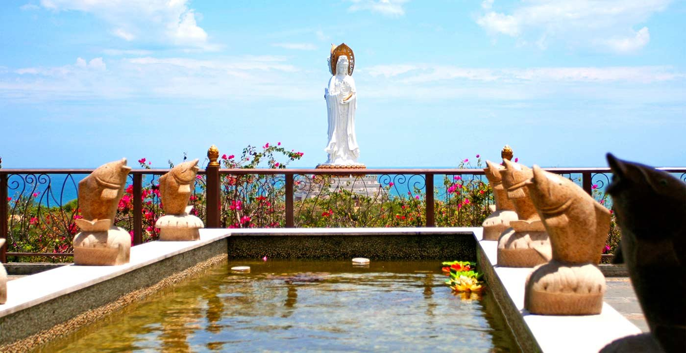Lugares inesperados en el mundo - Hainan Island, China