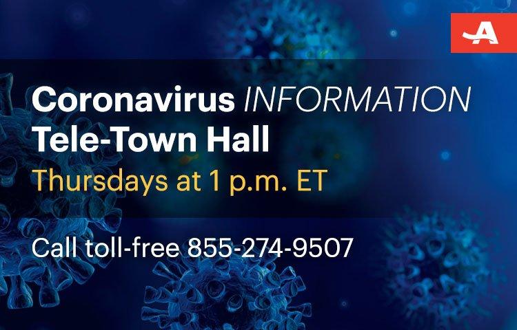 Coronavirus Thursdays Info