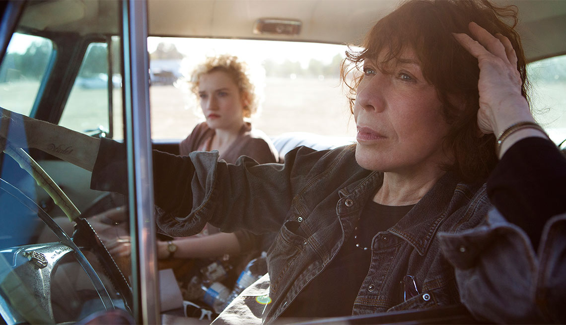 Grandma, Lily Tomlin, Movies for Grownups