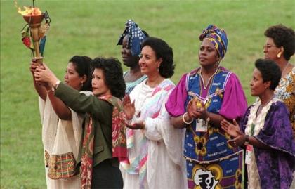 Grupo de mujeres - Igualdad de género