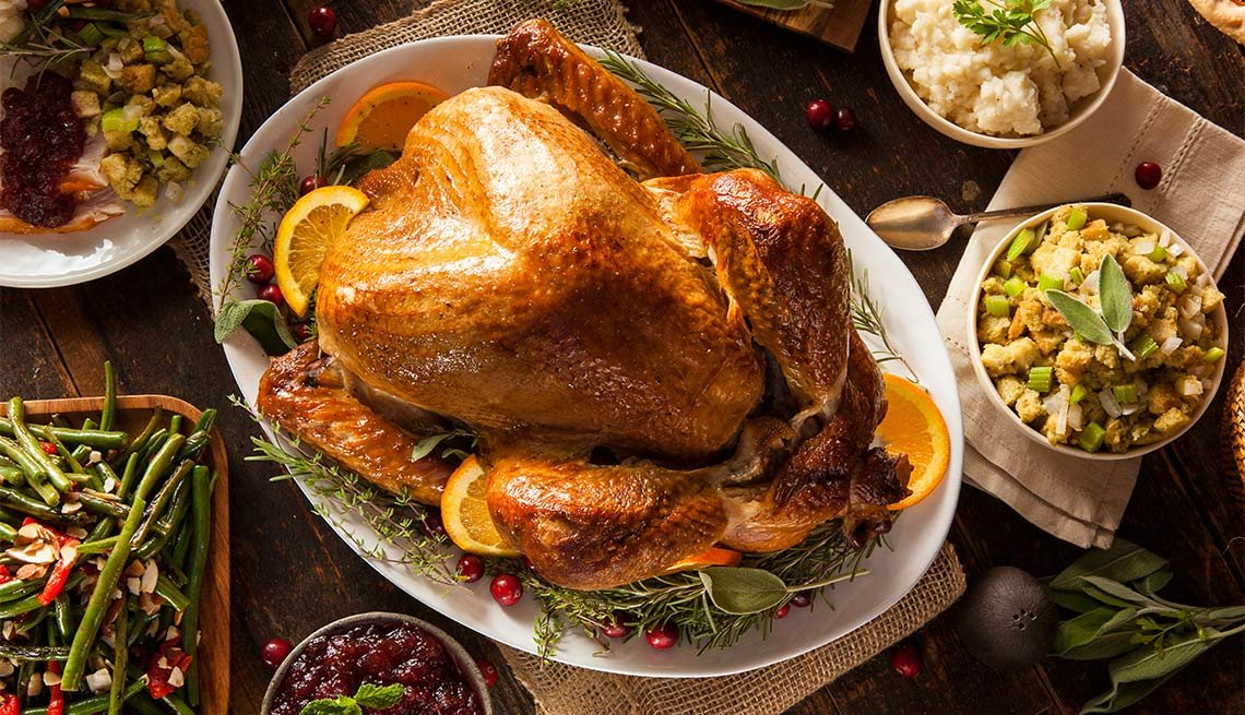 3 Easy Thanksgiving Recipes