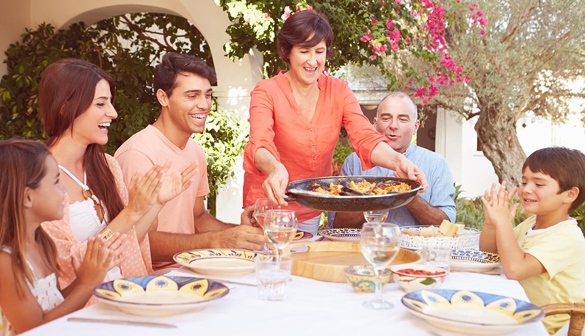 Four Hispanic Heritage Month