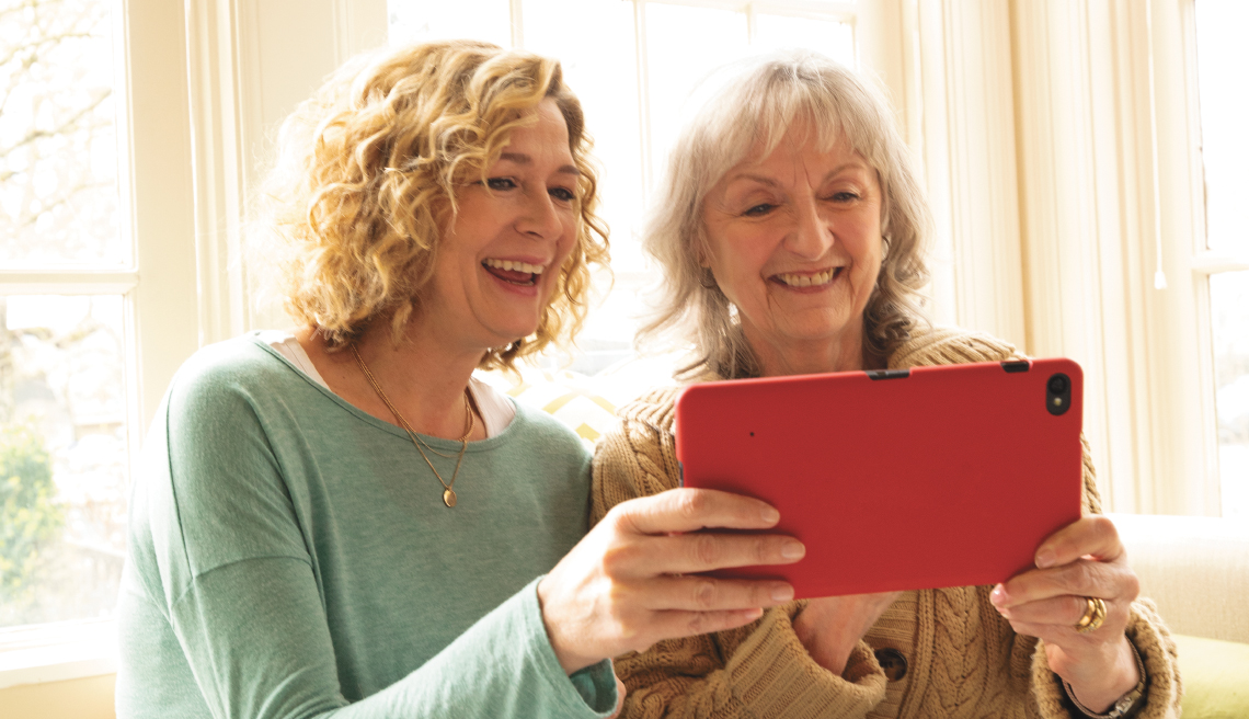 GrandPad, Powered by Consumer Cellular