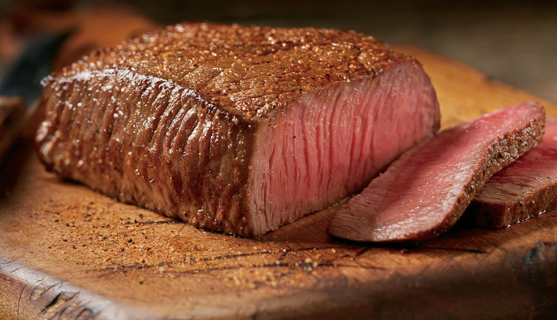 Outback Sliced Steak