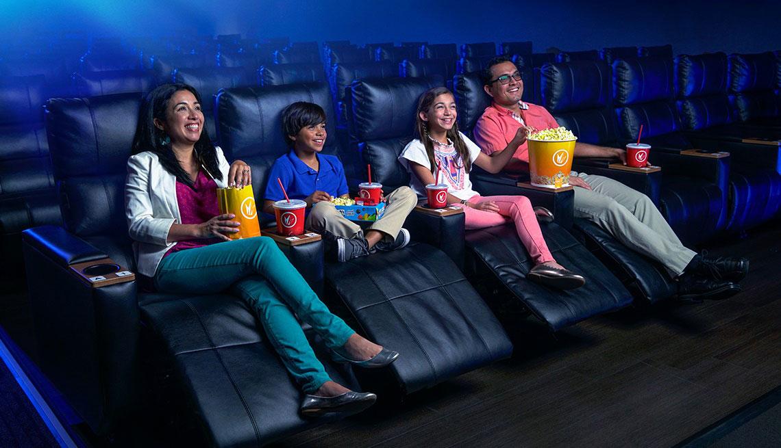 Regal Cinemas Ticket Discount An Aarp Member Benefit