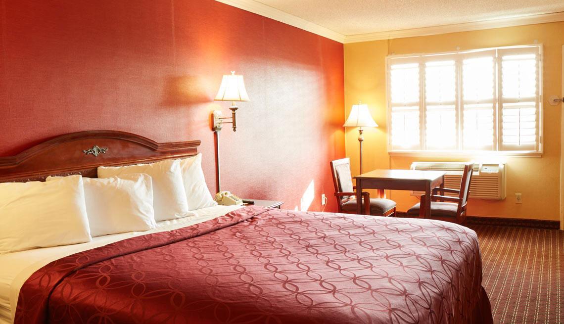 choice hotels aarp hotel