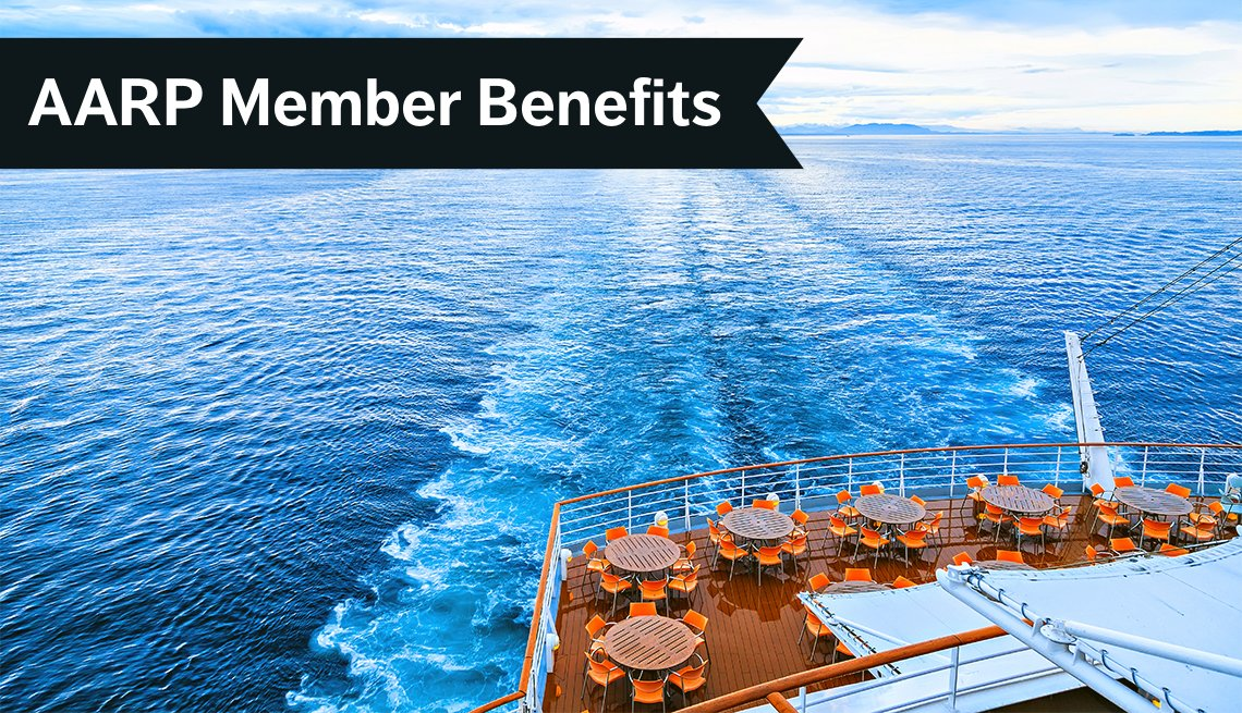 AARP Member Benefits, Cruise