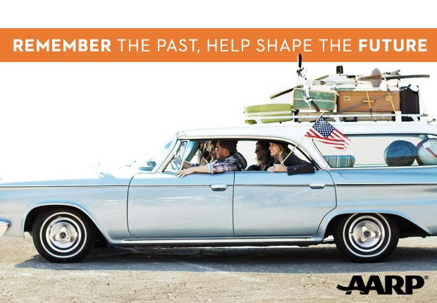Remember the past, help shape the future.