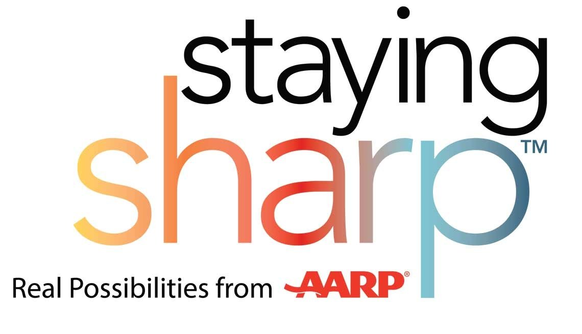 Staying Sharp Logo