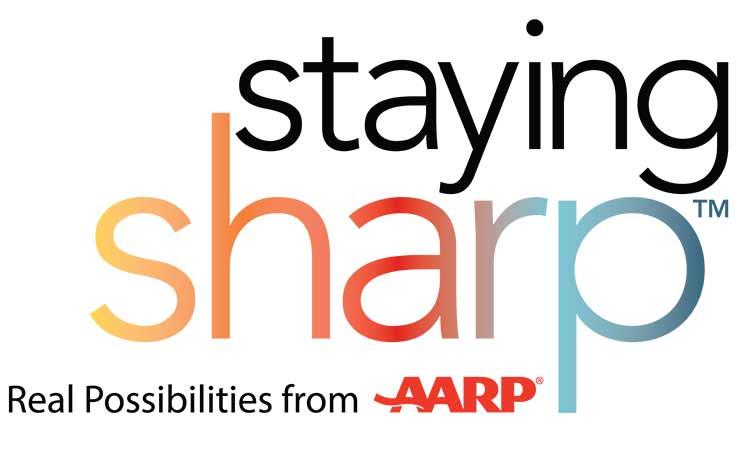 Staying Sharp Logo