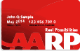 AARP Member Card