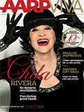 Chita Rivera, AARP VIVA Winter 2011 Cover
