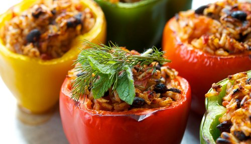 Stuffed peppers - AARP Everywhere