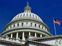 Capitolio Nacional en Washington DC