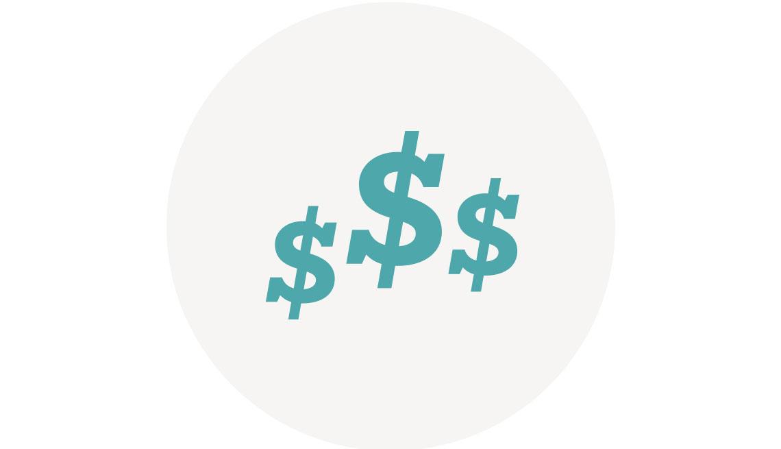 Dinero - Ahorros