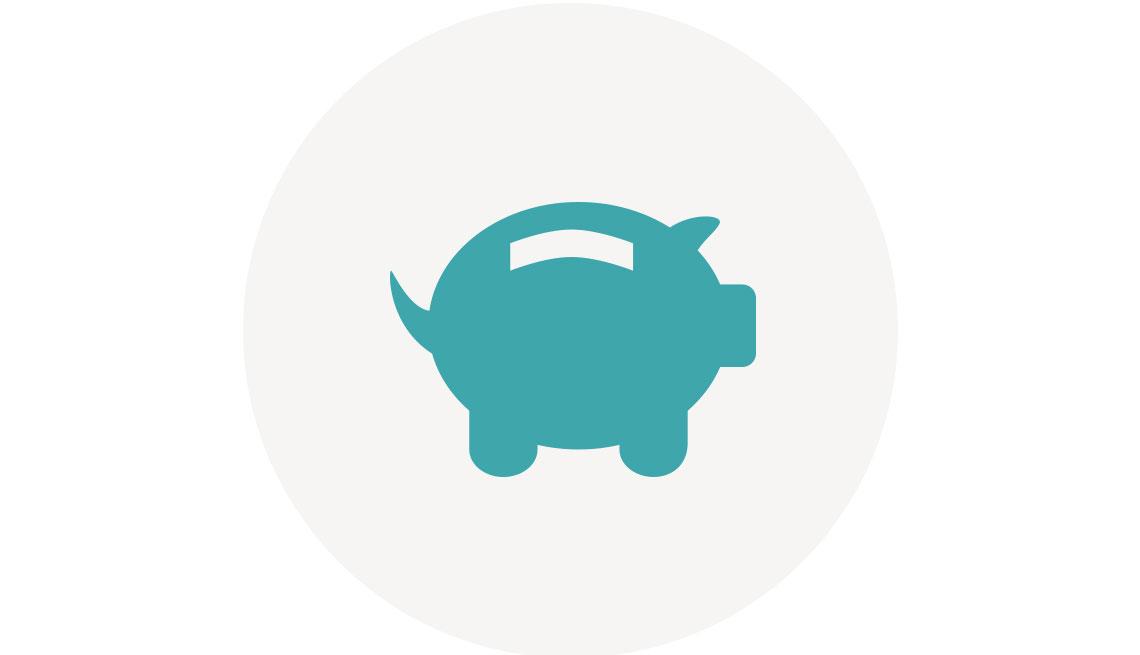 Work & Retirement - Savings