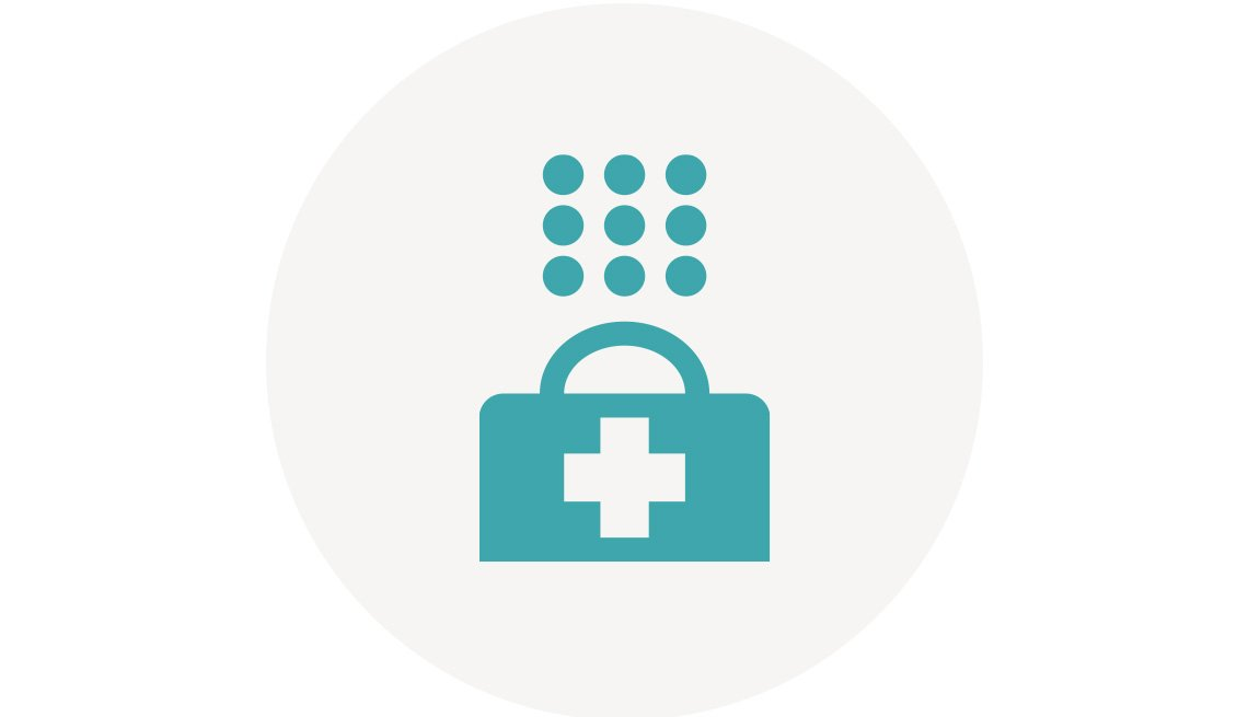 Long-Term Care Calculator Tool Icon
