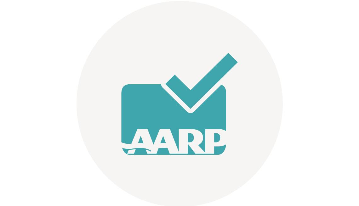 AARP Benefits Quicklink Tools Icon