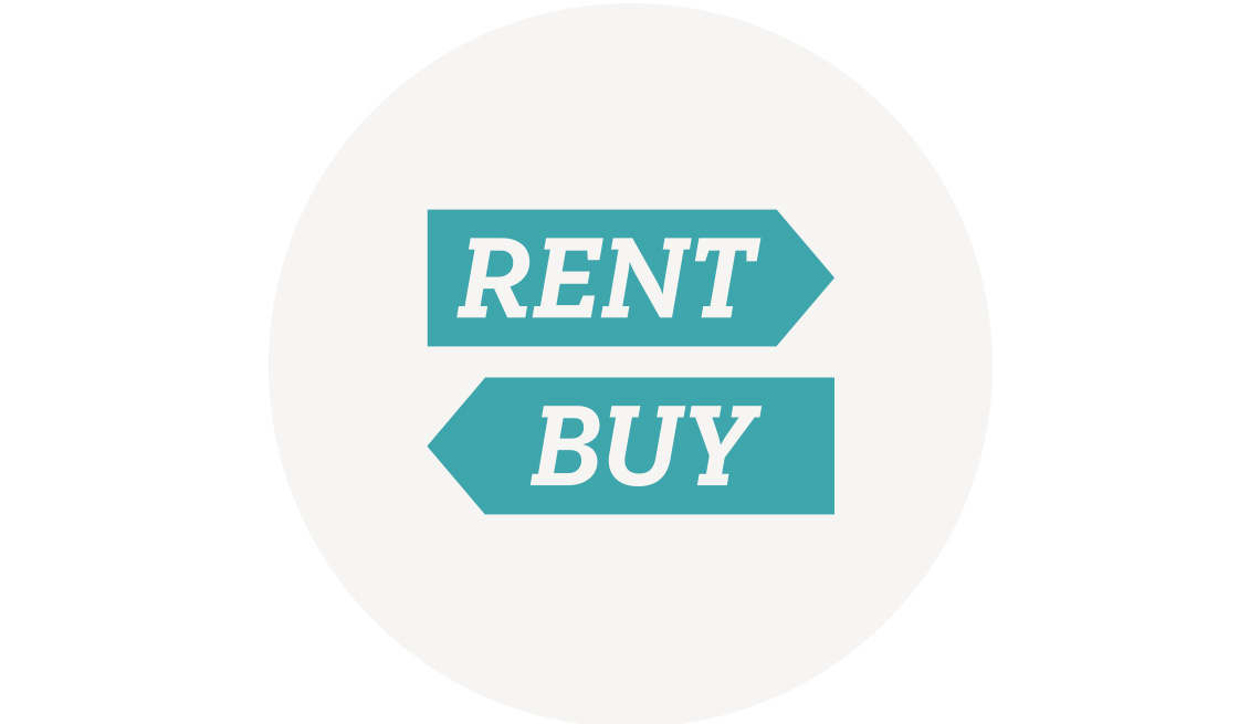 Access rent versus buy home tool