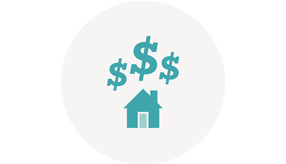 Access the mortgage payoff tool