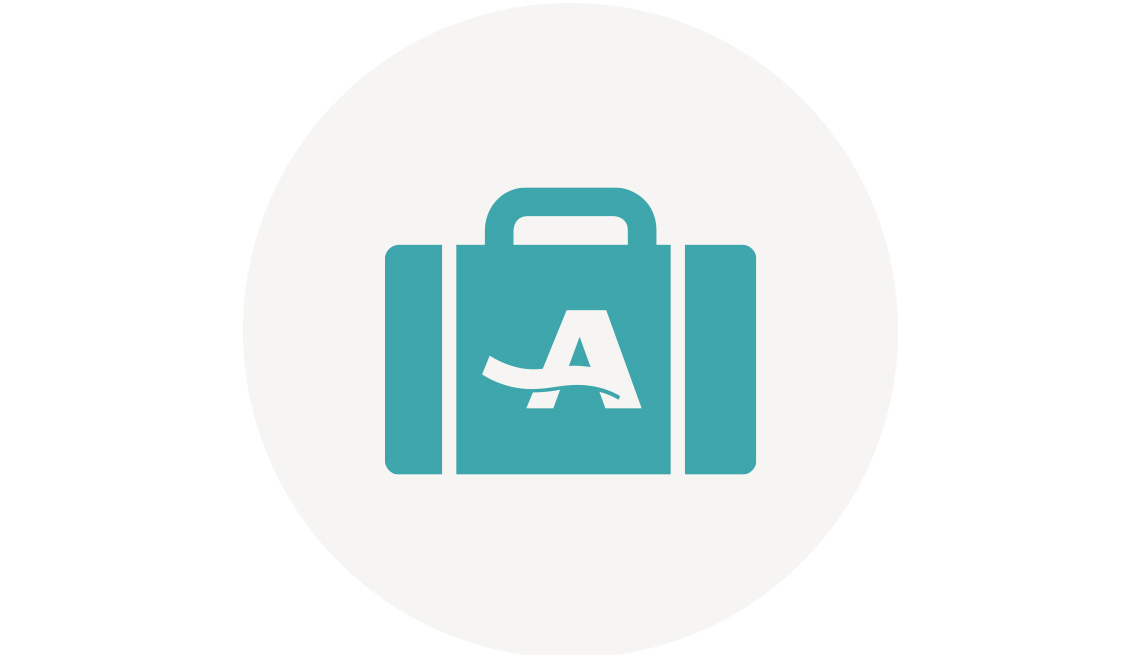 Access the A A R P travel guide