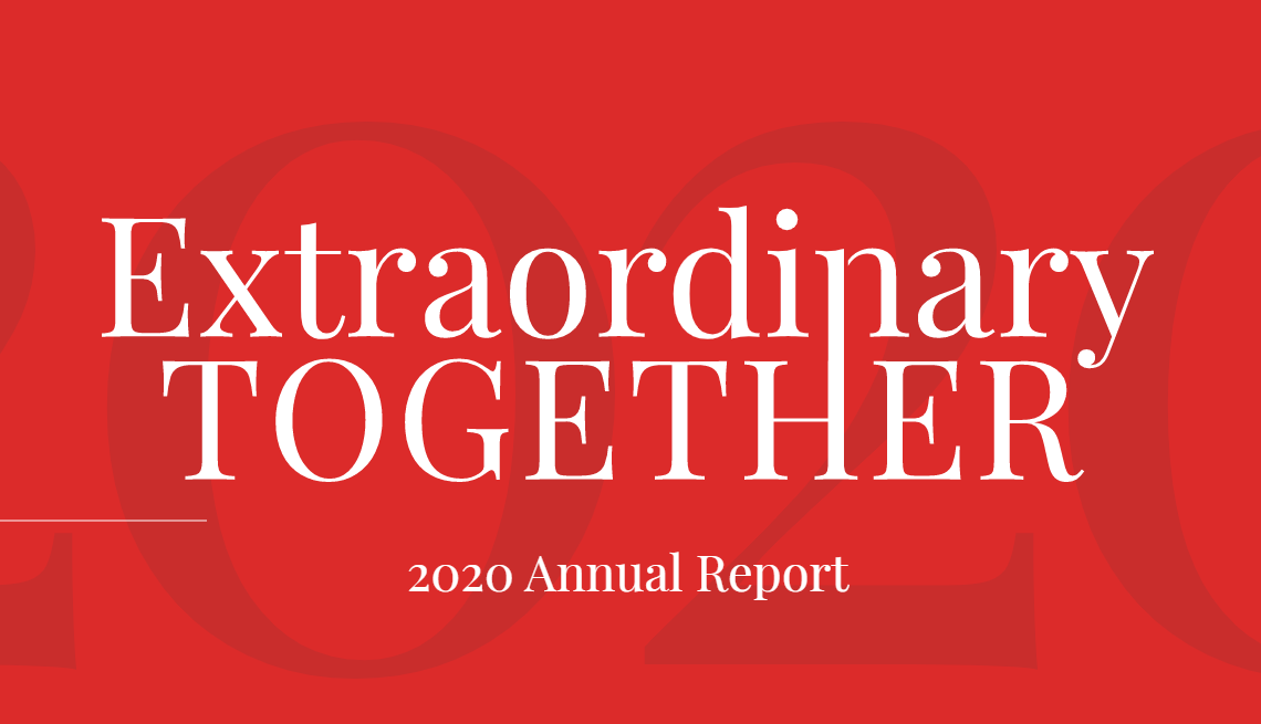 2020 Annual Report - AARP Foundation