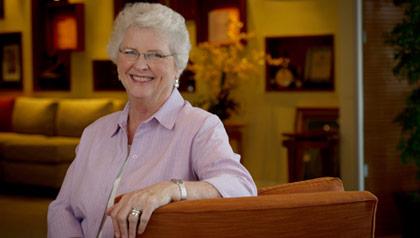 Sister Lillian Murphy of Mercy Housing