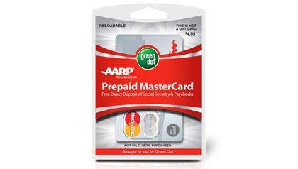 Green Dot Prepaid Card
