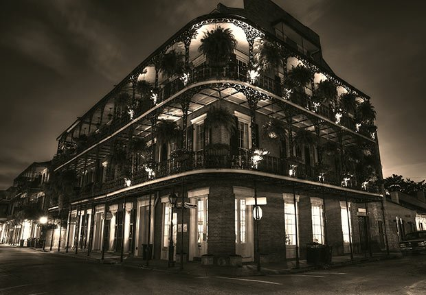 New Orleans by Paul Trupl. 2014 Calendar Contest Winners.