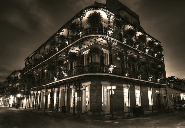 New Orleans by Paul Trupl. 2014 Calendar Contest Winners.