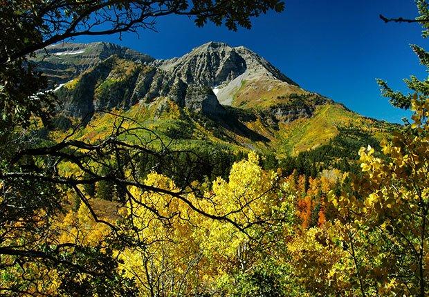 Alpine Loop by Bud Carraway. 2014 Calendar Contest Winners.