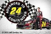 Sprint Cup Jeff Gordon