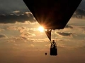 Calendar Contest AARP Clouds Hot Air Balloon Sunset