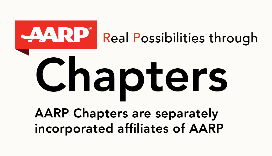 AARP Real Possibilities - Chapters
