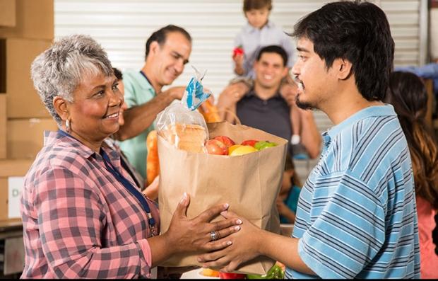 Senior Hunger Month-29 Days of Action, Volunteer