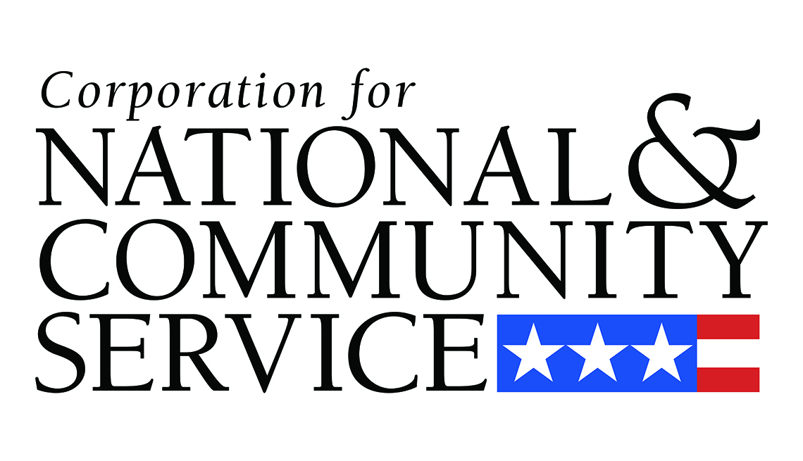 Logo, Corporation for National & Community Service, Experience Corps