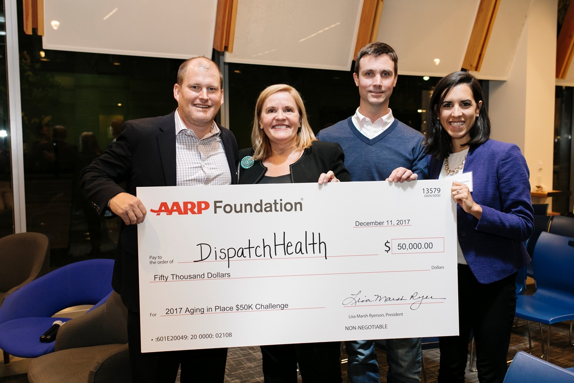 AARP Foundation Age in Place 2017 Winner
