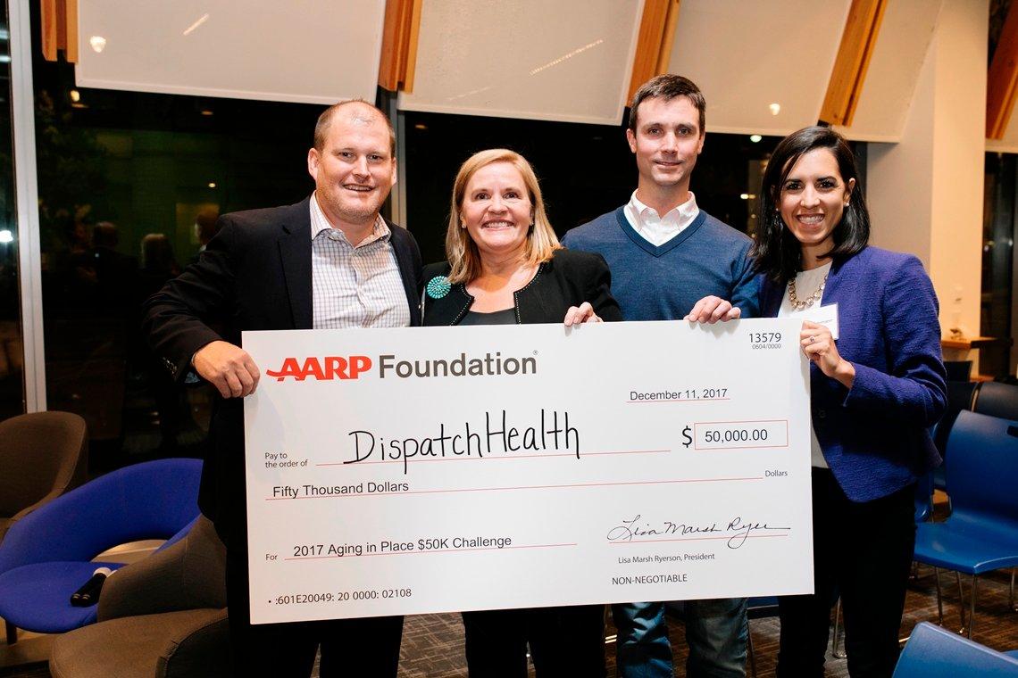 AARP Foundation Age in Place 2017 Winner