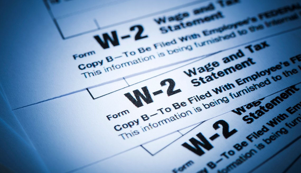 w2 form