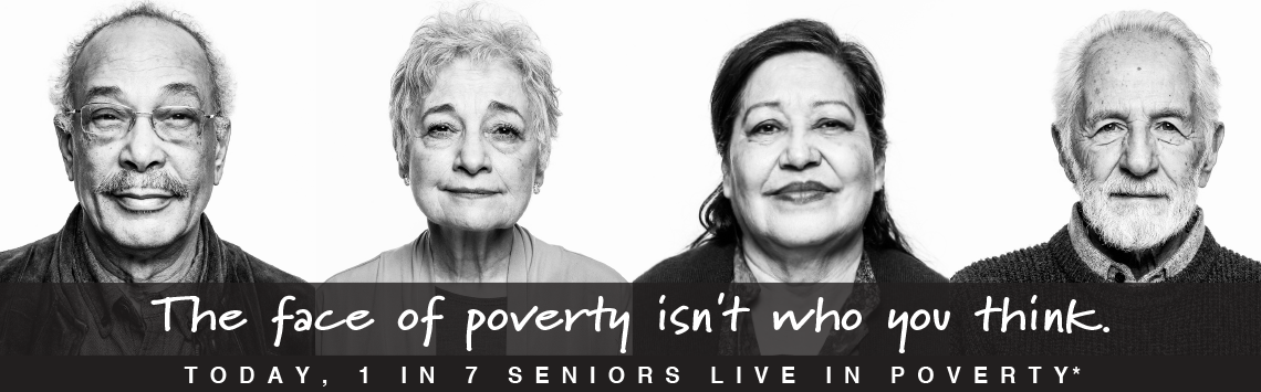 AARP Foundation The face of poverty isn't who you think it is.