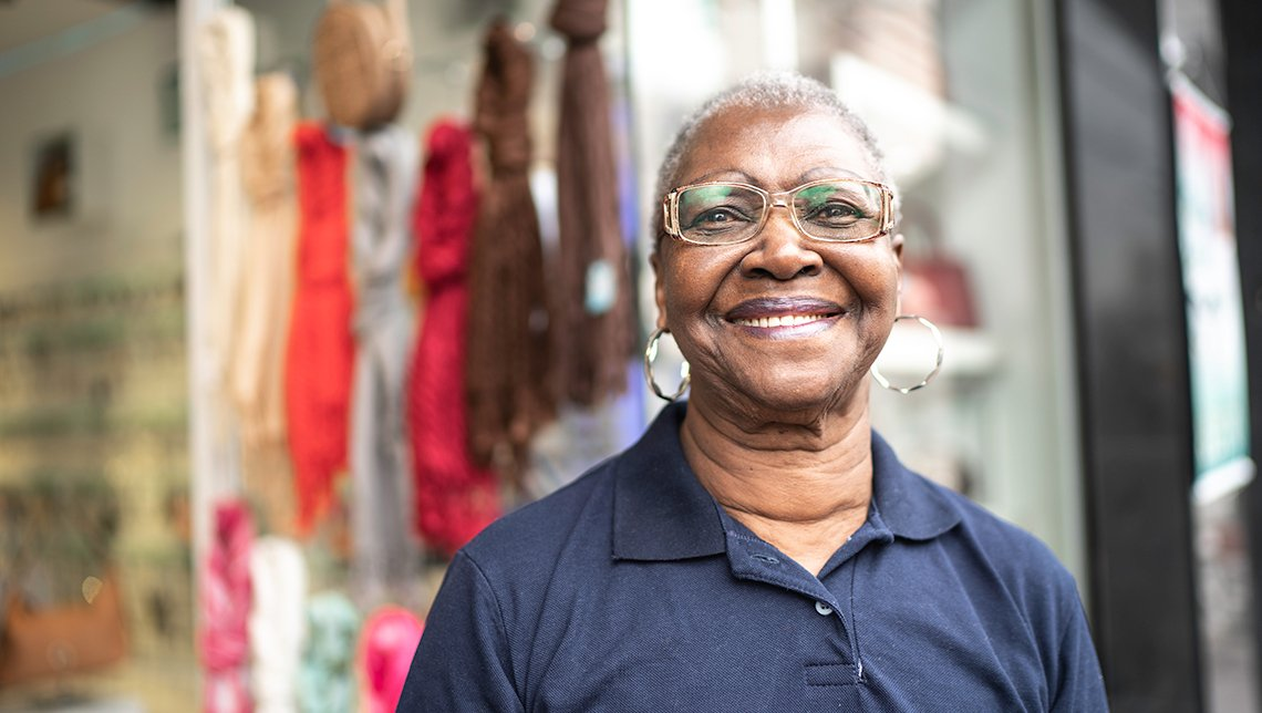AARP Foundation Matching Gift Campaign