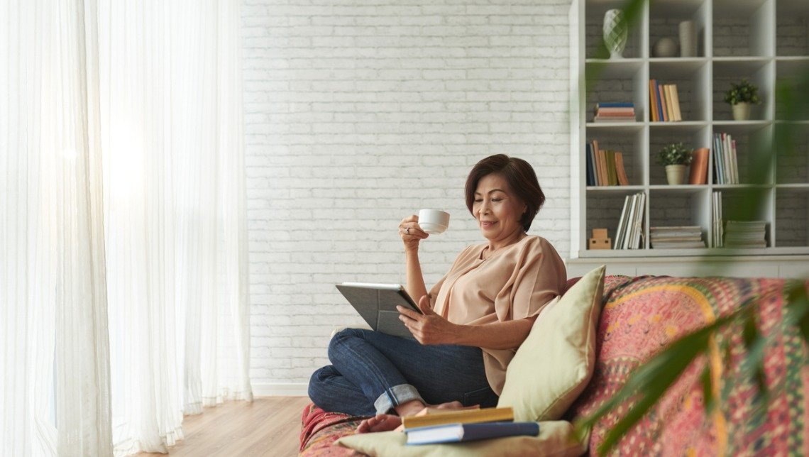 AARP Foundation and Chase Financial Technology for Older Adults