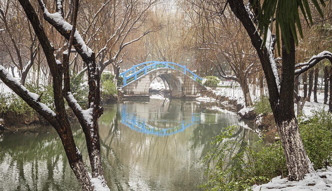 Suzhou Park Bridge