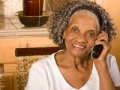 african american woman, elder watch (Istockphoto)