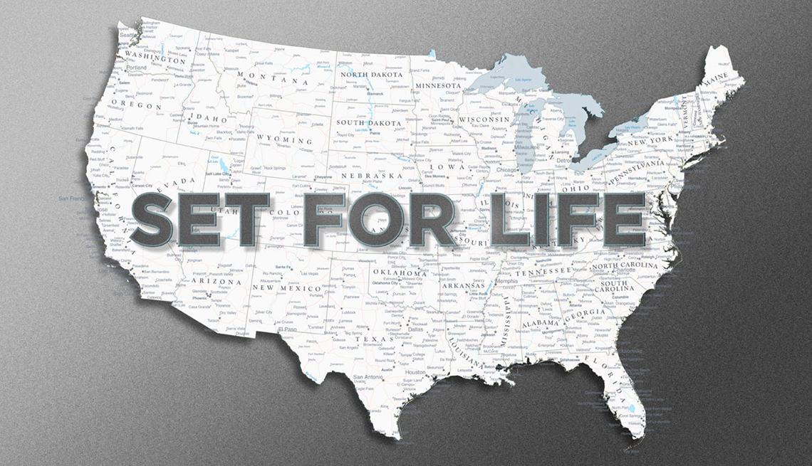 Set for Life, Documentary film, Tree of Life productions, AARP Foundation