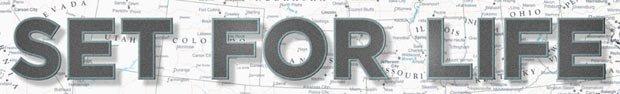 Set for Life logo (Courtesy Susan M. Sipprelle)