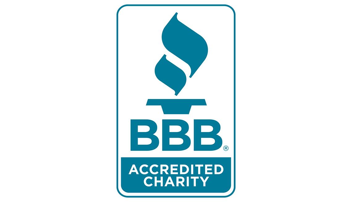 Better Business Bureau, logo, AARP Foundation