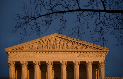 The Supreme Court will hear oral arguments in King v Burwell in March.
