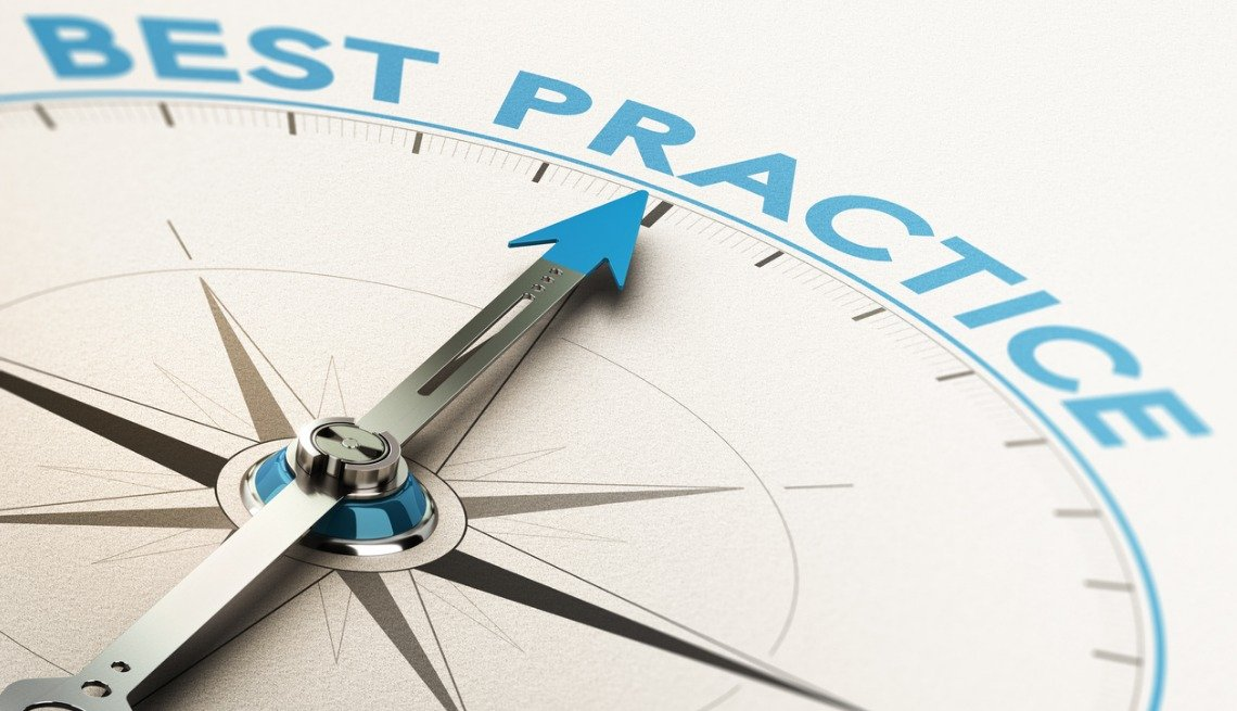 Methodology best practices