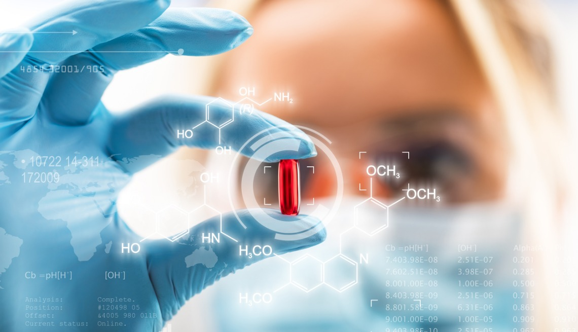 Pharmaceutical studies